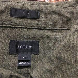 J. Crew Shirts - Men's J. Crew Button Down Slim Fit XL